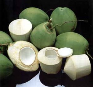 Picture of FRESH COCONUTS