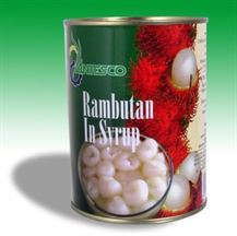 Picture of Rambutan in syrup
