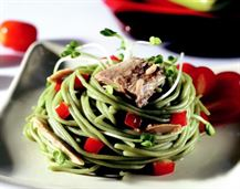 Picture of Green Tea Noodles